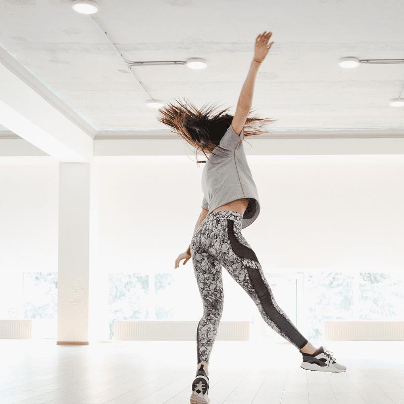 Thriving Dance Surrender